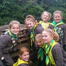 Girlguiding Norfolk Brownies