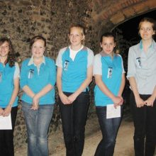 Girlguiding Norfolk Senior Section