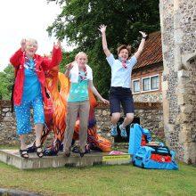 Girlguiding Norfolk Volunteers