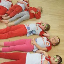 Girlguiding Norfolk Rainbows