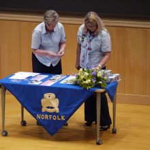 Girlguiding Norfolk Awards