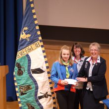 Girlguiding Norfolk Awards