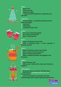 Christmas Virtual challenge details